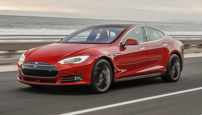 Tesla Model S Automobile Accident